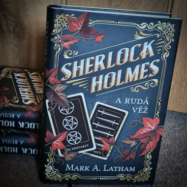 Sherlock Holmes: The Red Tower book cover